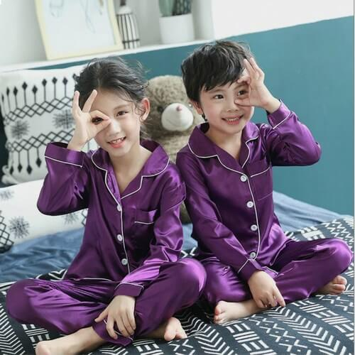 Brother Sister Night Suit Combo, Siblings Nightwear online India