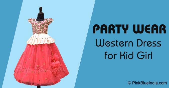 Western Wear Dress For Kids Online