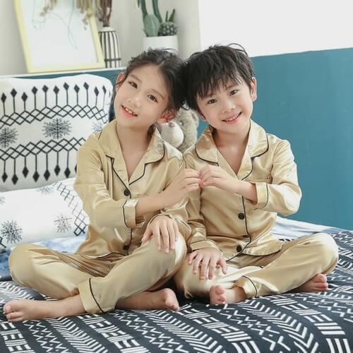 Unisex Toddler Nightwear, Baby Boy Girl pajama