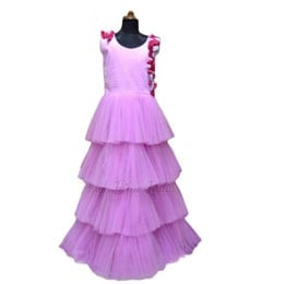 Girls Luxury Gowns & Dresses