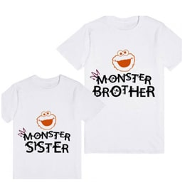 Siblings T-Shirts for Kids