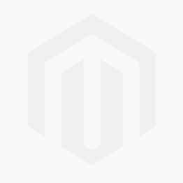 Pretty White Toddler Hair Band with a Green Satin Flower
