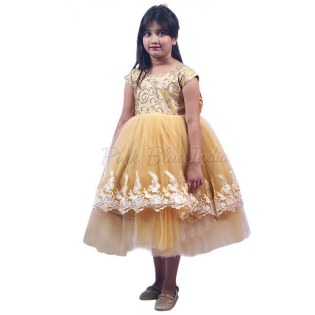 Indian wedding dress for kid girl – Girl Wedding Party Outfit Online
