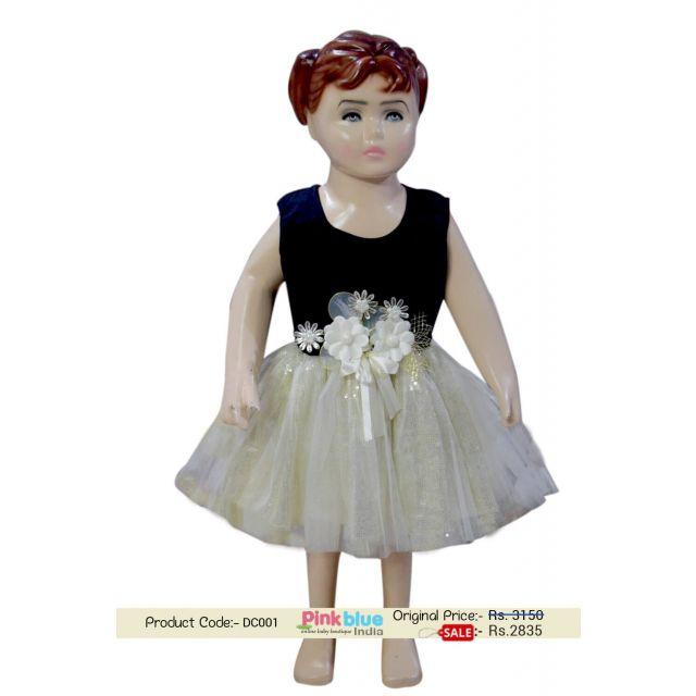 designer kids party dress