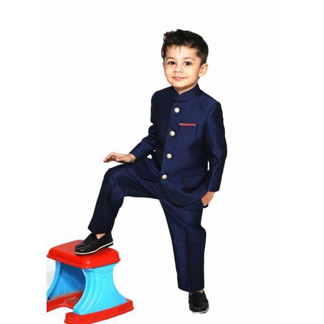Royal Prince Jodhpuri bandhgala suit latest design
