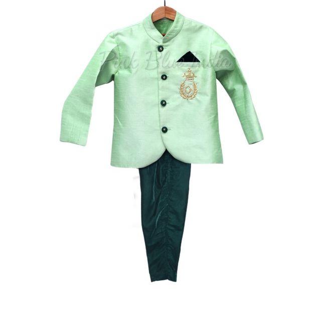 Baby Boy Jodhpuri Suit for wedding, Kids Fusion Wear Online