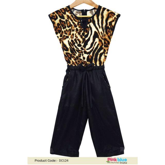 Buy Baby Girl Jumpsuit – Kids Dangri dress online