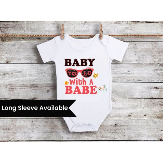 Baby Onesies Funny Sayings, Cute Baby Clothes