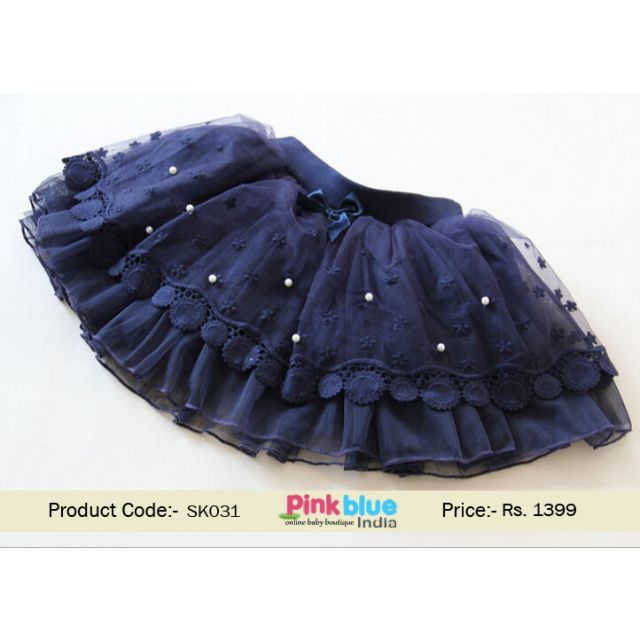 1st birthday baby skirt