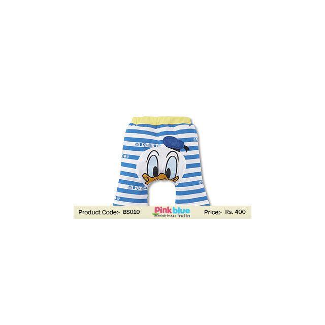 donald duck infant short