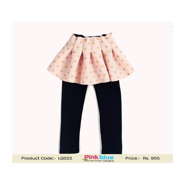 baby leggings skirt set