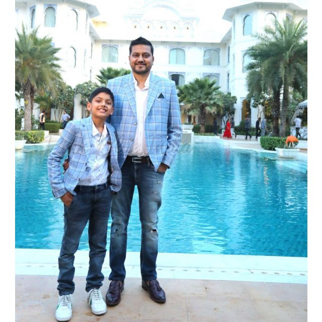 Father and Son Blazer, Father and Son Outfits