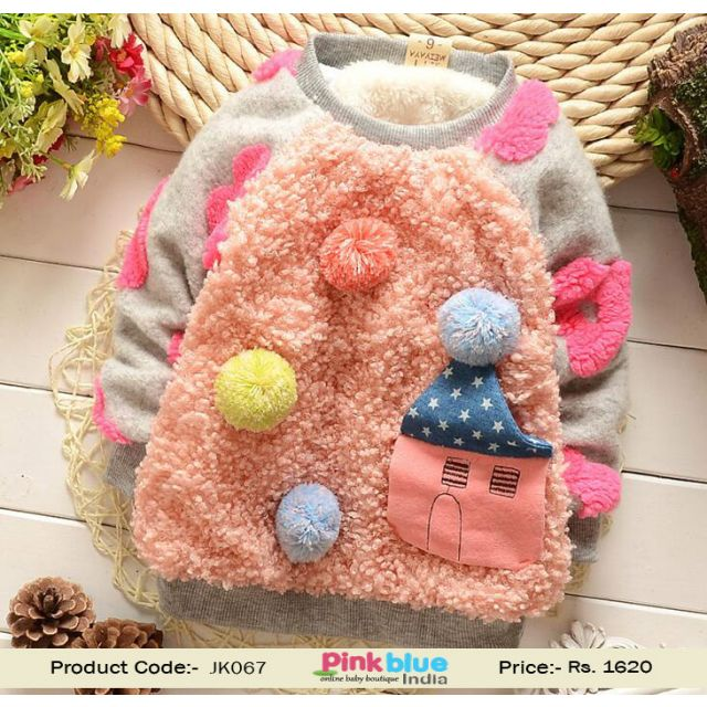 baby winter pullover