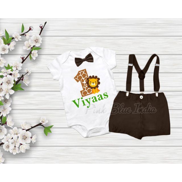 Jungle theme outfit baby, Safari Jungle 1st Birthday Outfit, jungle theme dress