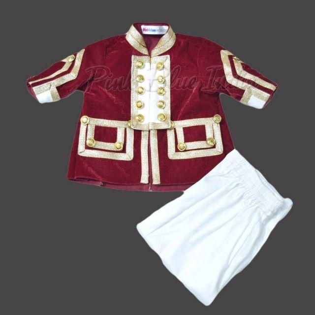 Boys prince charming costume, Royal Prince King Outfit Baby Boy, Toddler King Costume