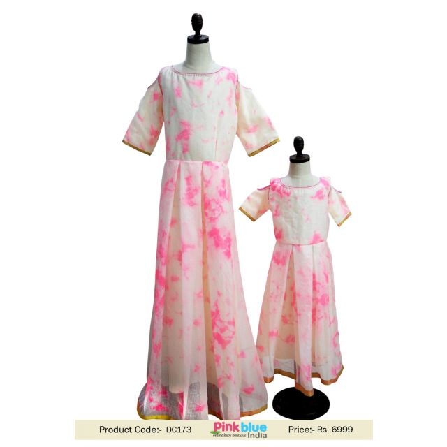 Mom and Daughter Maxi dress, Matching Mother Daughter Dresses Boutique Online