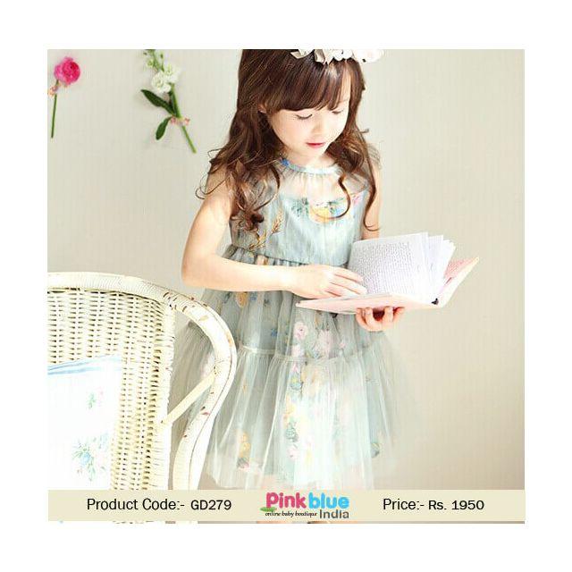 designer baby dress