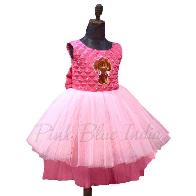 Paw Patrol Girls Skye Dress, Newborn, Toddler Paw Patrol dress