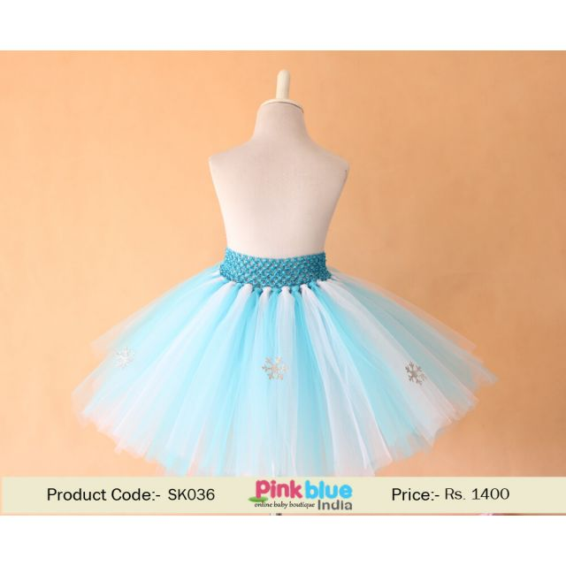 toddler party skirt