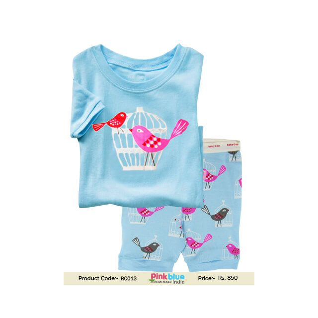 sky blue baby gap clothing