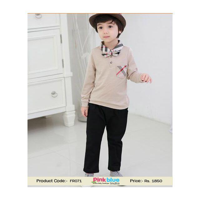 infant boys formal suit