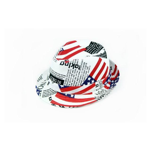 printed kids jazz hat