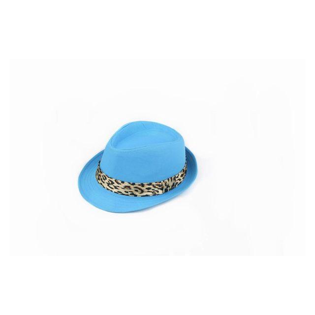 blue kids party hat