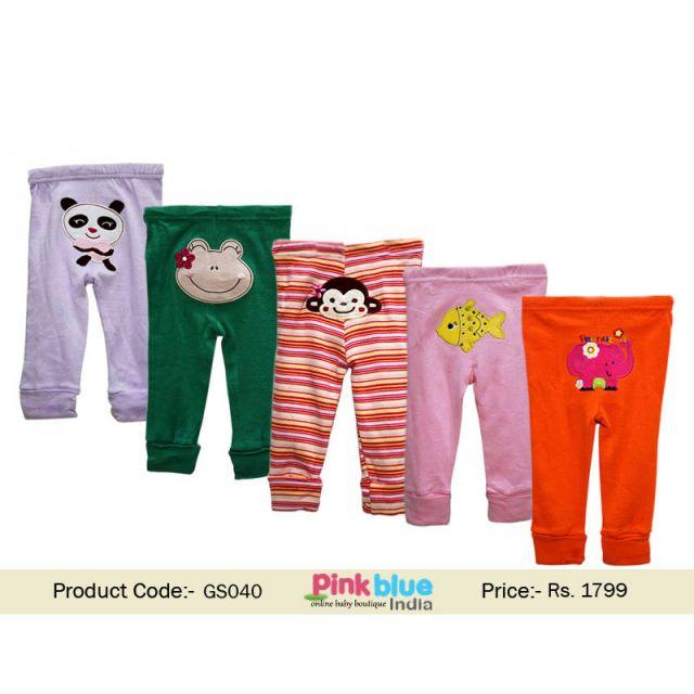 Newborn Baby Pajama Sets 0-3 Months - Buy Infant Pajamas India
