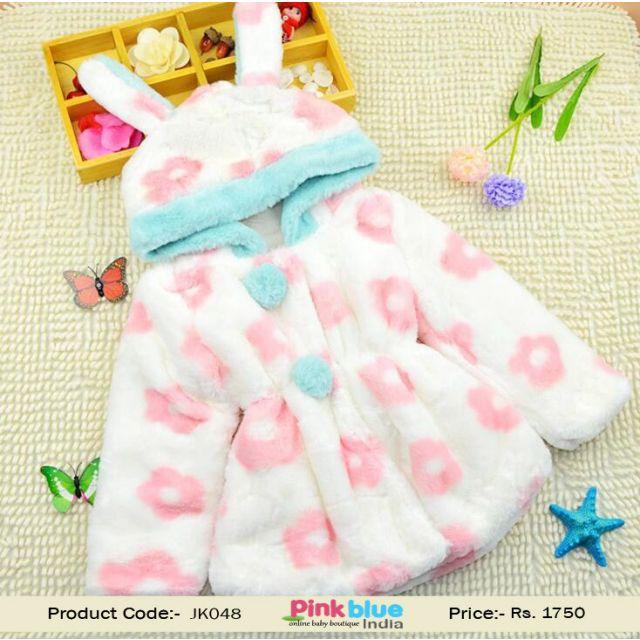 hooded baby jacket