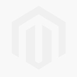 Orange Hair Accessory for Indian Kids with Flower in Off White