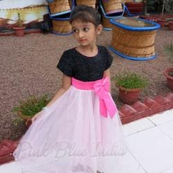 baby girl Party Frock, Kids Party Wear dress