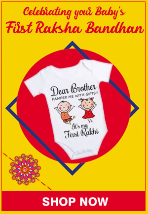 Raksha Bandhan Baby Clothes, Rakhi Baby Onesies, T-shirt