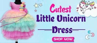 Unicorn Dress Costume for Girl
