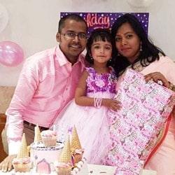 Little Princess First Birthday Tutu Dress