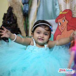 Baby Girl 1st Birthday Tutu Dress