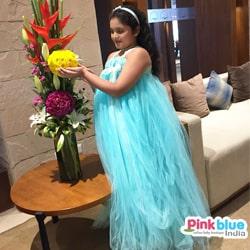 Kids Girl Party Wear Tutu Dress