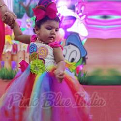Candyland first Birthday Theme Tutu Dress