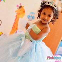 Cinderella princess birthday Party Tutu Dress