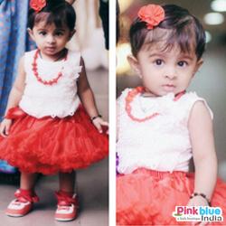 orange tutu skirt review pinkblueindia