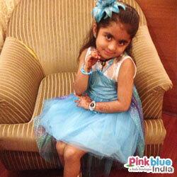 Little Princess Elsa Dress