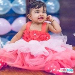 first Birthday Princess Baby Dress