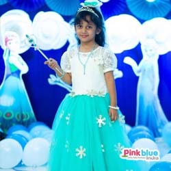 Frozen Princess Elsa Dress