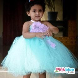 Girls Birthday Party Tutu Dress