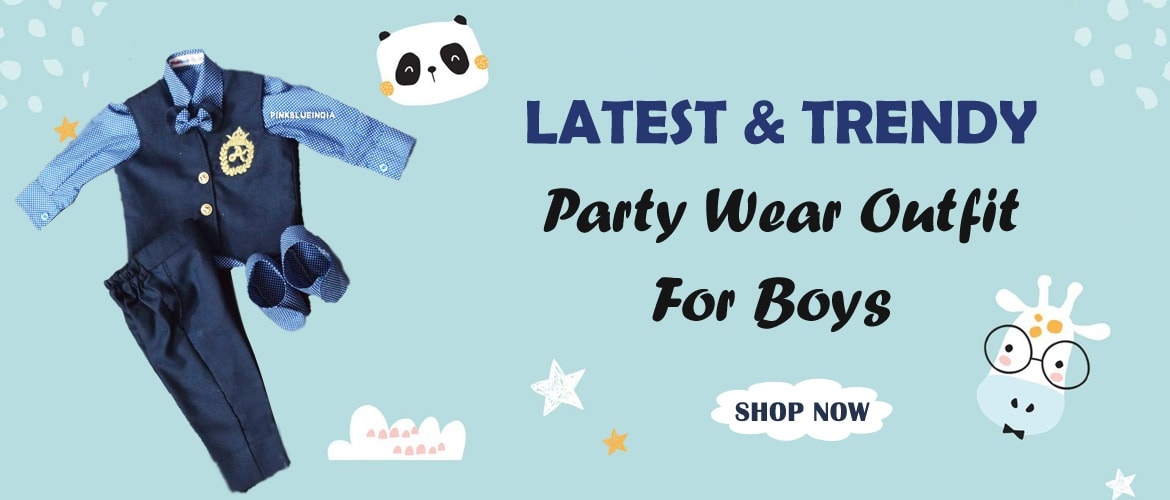 boys party wear dress Birthday Outfit
