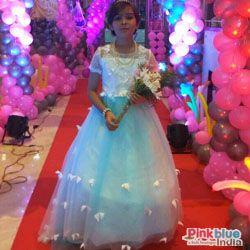 Butterfly Wedding Flower Girl Dress review