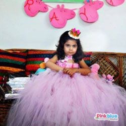 baby pink Birthday party Tutu Dress