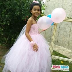 Baby Girl pink birthday Tutu Dress