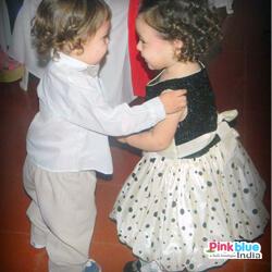 Toddler Girl Polka Dots Dress review