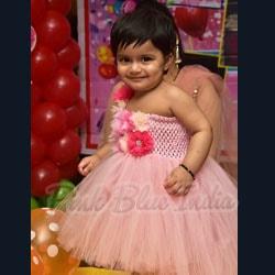 Birthday Party Pink Tutu Dress