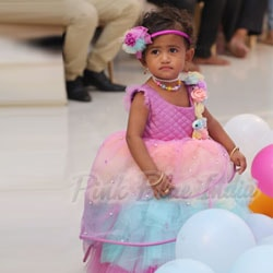 Birthday Party Children Unicorn Dress